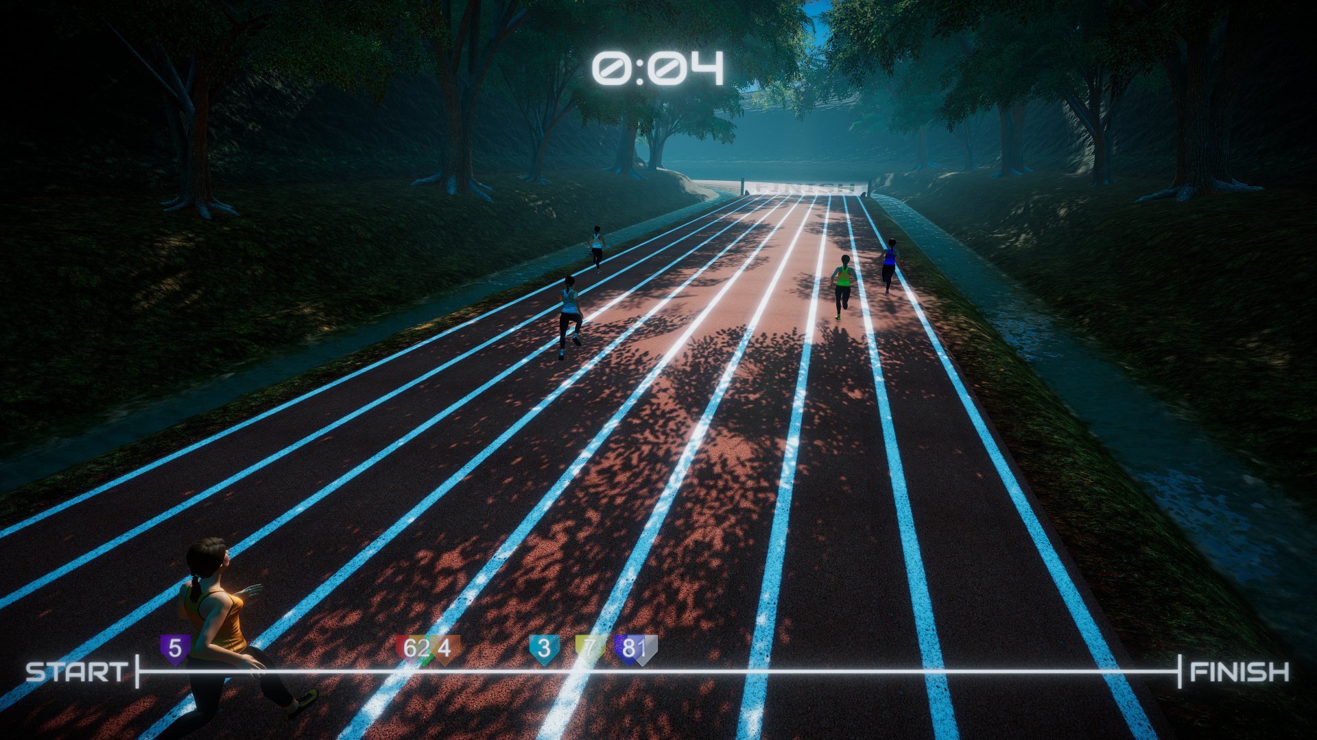 runBEAT runners in virtual environment